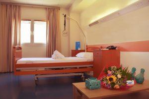 δωμάτειο νοσηλείας
